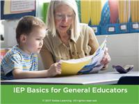 IEP Basics for General Educators